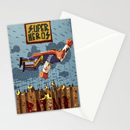 Bat-air Stationery Cards
