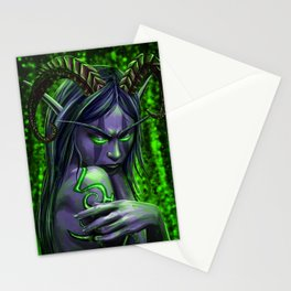 The Suffering Stationery Cards