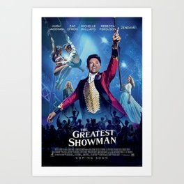 This Is The Greatest Showman Art Print