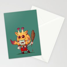 Legend of Animal Hat: Grigor and Ox Stationery Cards