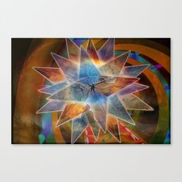 Fly for The Buddah Canvas Print