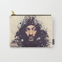 Snoop Dogg splatter painting Carry-All Pouch