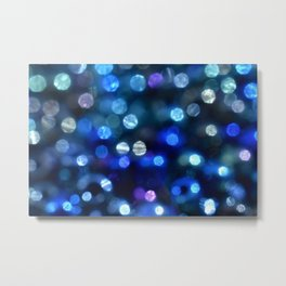 Bohek Galaxy Metal Print