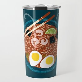Ramen Noodles for Lunch Travel Mug