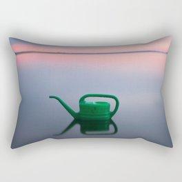 Watering Can Rectangular Pillow