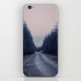 Till Fjälls (To the mountains) ~ The Place Where We Shall Rest iPhone Skin