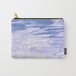 Gentle blue abstract Carry-All Pouch