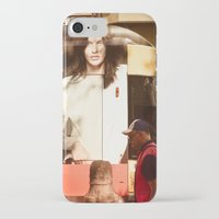chocolate iPhone & iPod Cases featuring Chocolate by Sébastien BOUVIER