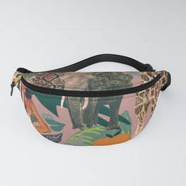 Wild Things Fanny Pack