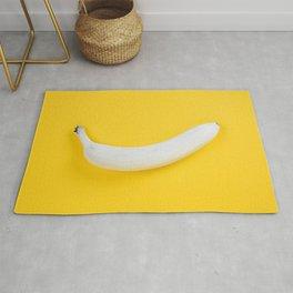 White Banana Rug