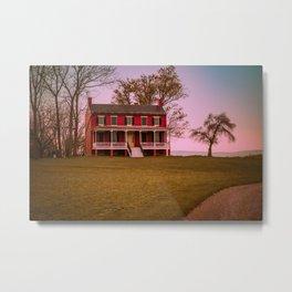 Rosey Worthington Farm Monocacy National Battlefield Park Maryland Civil War Battleground Metal Print
