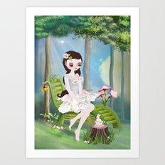 Sarah BelleFleur Art Print