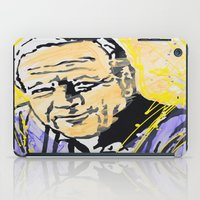 arnold iPad Cases featuring Arnold (Golf Legend) by CjosephART