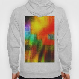 Spectrum Orange Hoody