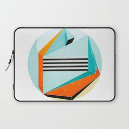 Stand Between and Listen Laptop Sleeve
