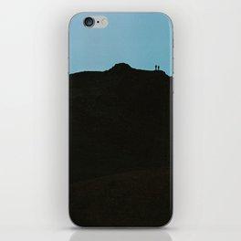Iceland - Two brothers (Leica M3 & Kodak film) iPhone Skin