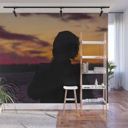 BEDOUIN SUNSET II Wall Mural