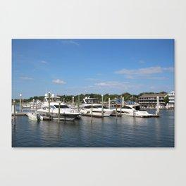 Nautical Dreaming Canvas Print