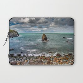 Rhoscolyn Coastline Anglesey Laptop Sleeve