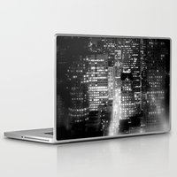 san francisco Laptop & iPad Skins featuring san francisco by Bunny Noir