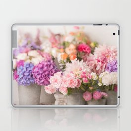 Flower market Laptop & iPad Skin