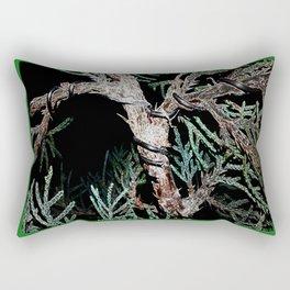 Bonsai tensai Rectangular Pillow