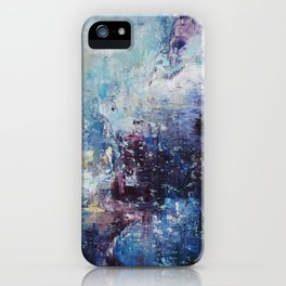 Lichen 3 iPhone Case