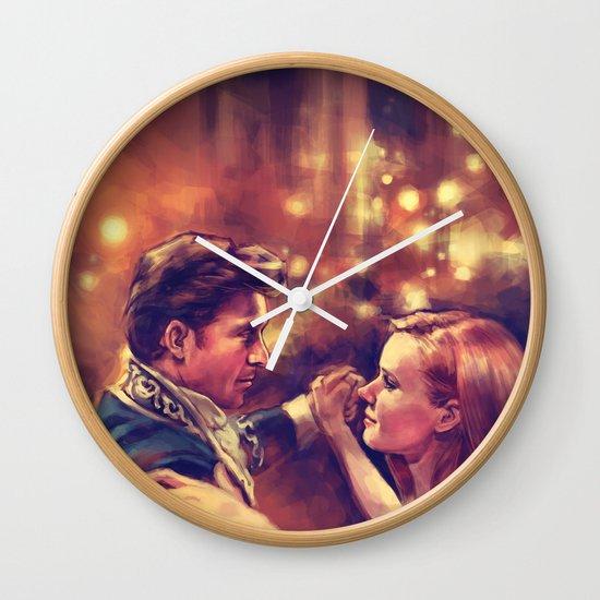 The Waltz Wall Clock