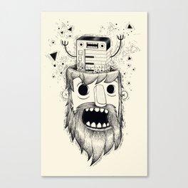 Synth-POP Canvas Print