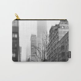 NYC in Fog Carry-All Pouch