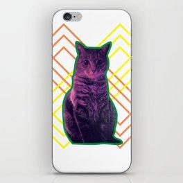 Momo the Cat iPhone Skin