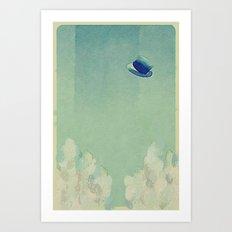 Upper Art Print