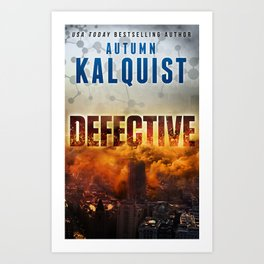 Defective Apocalypse Art Print