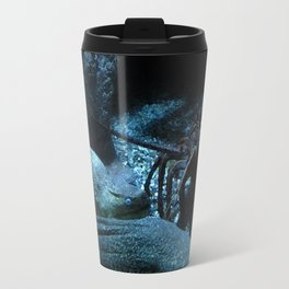 Lobster and the Eels Travel Mug