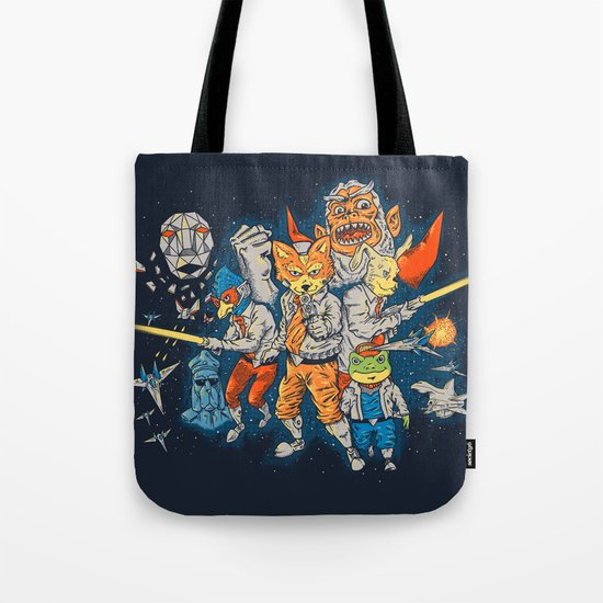 Fox Team Tote Bag
