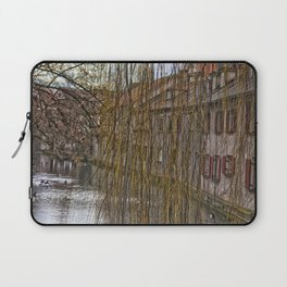 River Blau - Ulm ( Fischerviertel ) Laptop Sleeve