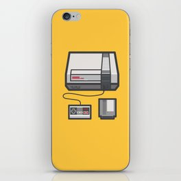 Retro Memories iPhone Skin