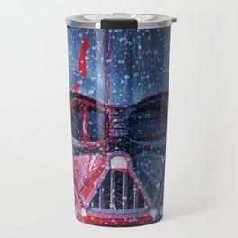 Darth Vader Storm Travel Mug