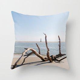 Sullivan's Island XIII Throw Pillow