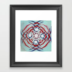 Milyredduckseye Framed Art Print