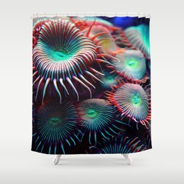 Anemonsters Shower Curtain