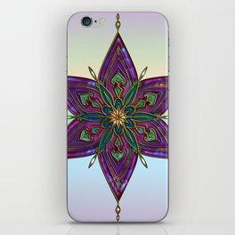 Crest of Kali iPhone Skin