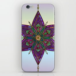 Crest of Kali iPhone Skin