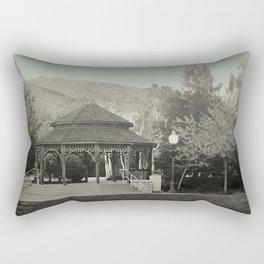 Spring Gazebo Rectangular Pillow