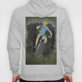 Bicycle Guy Hoody