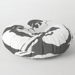 Mr. Marx Acrylic Pop Art Floor Pillow