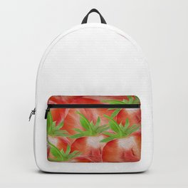Half Strawberry Patten - Sweet Life Backpack