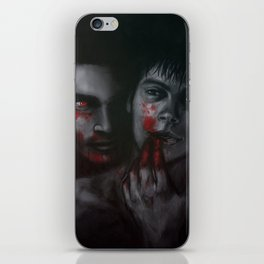 Till they howl no more iPhone Skin