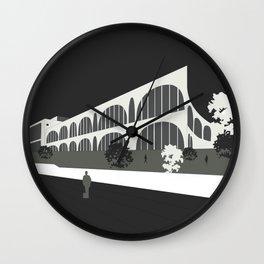 Tama Art University Library / Toyo Ito & Associates Wall Clock