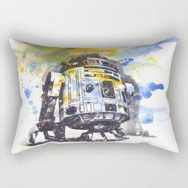 R2D2 from Star Wars Rectangular Pillow